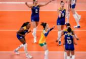 Vôlei feminino: Brasil vence Sérvia (3-1) e assume liderança do Grupo A | Foto: