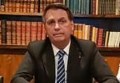 Bolsonaro se esquiva de pergunta sobre Braga Netto | Reprodução | Redes Sociais