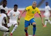Brasil empata em 0 a 0 com a Costa do Marfim | Lucas Figueiredo / CBF
