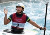 Canoagem: Ana Sátila fica em último na final da C1 | Charly Triballeau | AFP