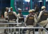 Passageiro é morto durante assalto a ônibus em Salvador   Reprodução