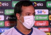 Dado Cavalcanti explica mudança de goleiros no Bahia | Felipe Oliveira | EC Bahia