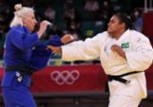 Judô: Maria Suelen perde e se lesiona nas quartas | Jack Guez | AFP