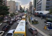 Av. Tancredo Neves terá desvio no fluxo de veículos | Nelson Luis | Ag. A TARDE