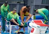 Natação: Brasil termina revezamento em oitavo lugar | Satiro Sodré | SSPress | CBDA