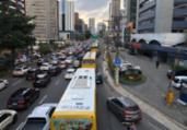 Obras afetarão trânsito na avenida Tancredo Neves   Nelson Luis   Ag. A TARDE