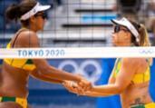 Ana Patricia e Rebecca perdem no vôlei de praia | Miriam Jeske | COB