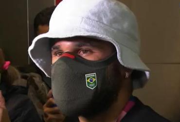 Ítalo Ferreira desembarca no Brasil após conquista inédita   Reprodução   Sportv