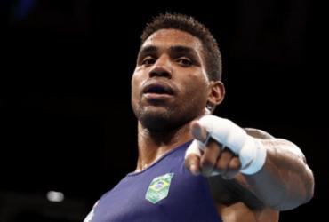 Abner Teixeira garante a primeira medalha do boxe brasileiro em Tóquio-2020 | Buda Mendes | POOL | AFP