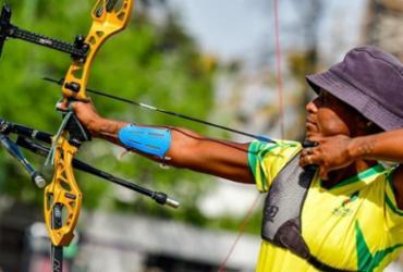 Ana Marcelle, atleta do tiro com arco, estreia esta noite na Olimpíada | World archery | Arquivo