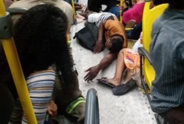 Com 7 baleados em tiroteios em ônibus, deputado PM realiza evento para ensinar a atirar em Salvador | Reprodução / Redes Sociais