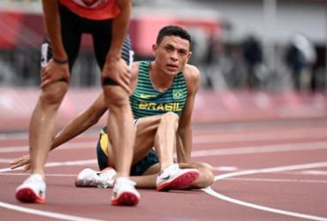 Altobeli Silva não avança às finais dos 3000m com obstáculos em Tóquio | Jewel Samad | AFP
