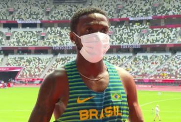 Thiago André não se classifica para as semifinais dos 800m masculino | Reprodução