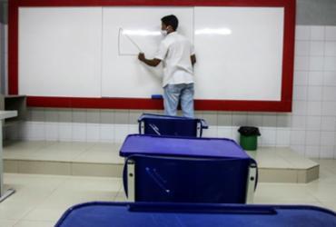 Bahia se prepara para retorno das aulas a partir da segunda-feira | Felipe Iruatã | Ag. A TARDE