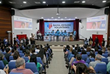 Plataforma digital facilita intermediação entre voluntários e instituições | Camila Souza | GOVBA