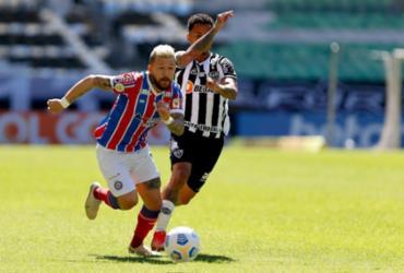 Bahia perde para o Atlético-MG por 3 a 0 e pode despencar na tabela da Série A | Felipe Oliveira / EC Bahia