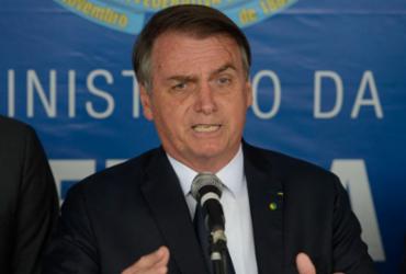 Bolsonaro rebate críticas por indicação para a Casa Civil e afirma: 'Eu sou do Centrão' | Tomaz Silva I Agência Brasil
