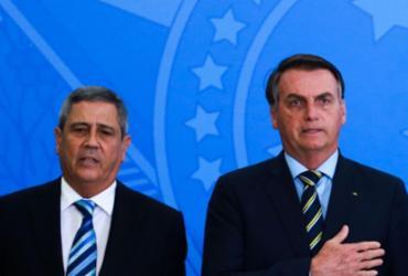Braga Netto rebate reportagem e nega ameaça à democracia | Valter Campanato | Agência Brasil