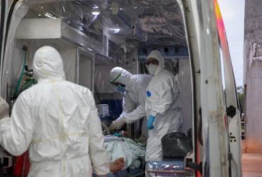 Brasil atinge 550 mil mortes causadas pela Covid-19 | Foto: Odair Leal/Secom