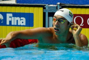 Natação: baiano Breno Correia vai à final do revezamento 4x200 metros livre | Satiro Sodré | rededoesporte.gov.br