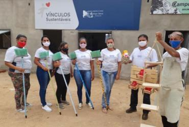 Grupo de Brumado pede doação de garrafas pet para produção de vassouras ecológicas