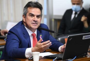 Avião com Ciro Nogueira apresenta problemas e reunião com Bolsonaro é adiada | Marcos Oliveira | Agência Senado