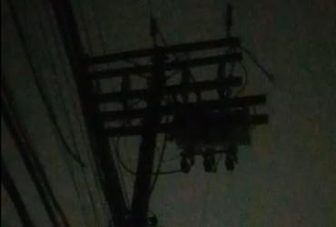 Não foi informada nenhuma previsão para retorno da iluminação | Foto: Reprodução | Disip - Reprodução | Disip