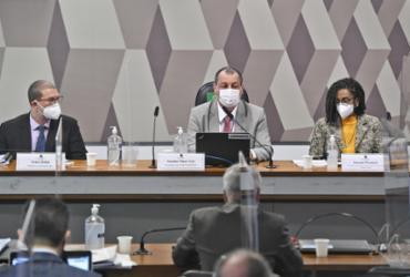 Depoimento do presidente da Precisa Medicamentos na CPI da Covid é adiado | Jefferson Rudy/Agência Senado