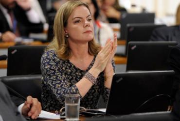 Gleisi Hoffmann critica teto de gastos e avalia possibilidade de frente democrática contra Bolsonaro | Divulgação