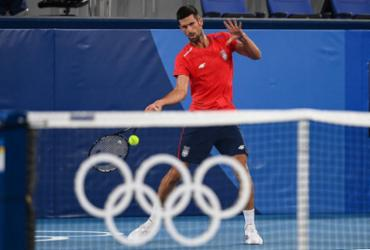 Definidos adversários de Djokovic e Barty na estreia nos Jogos de Tóquio |