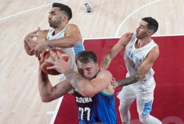 Basquete: com show de Doncic, Eslovênia arrasa Argentina em sua estreia nos Jogos |
