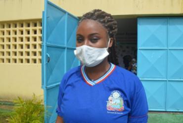 Dois milhões de máscaras são distribuídas a colégios estaduais da Bahia | Divulgação