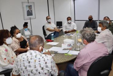 Professores e governo do Estado retomam diálogo, mas decisões estão mantidas | Serin/GovBa