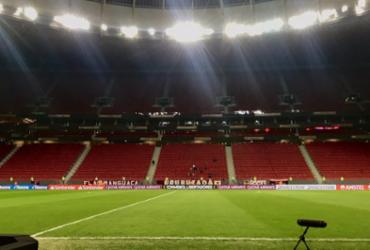 Torcida pode voltar aos estádios em agosto, projeta CBF | Reprodução | Twitter | @flamengo