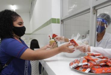 Com investimento de R$ 100 milhões, Estado garante uma refeição a mais para estudantes | Elói Corrêa | GOVBA
