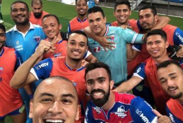 Fortaleza derrota CRB e abre vantagem nas oitavas da Copa do Brasil | Wellington Paulista | FE