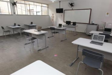 Governo do estado investe R$ 305 milhões para retomada das aulas presenciais | Fernando Vivas | GOV-BA