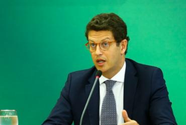 Fora do governo, Ricardo Salles conversa com o PTB e pode disputar eleição | Marcelo Camargo I Agência Brasil
