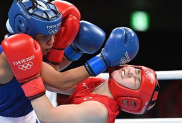 Boxe: Graziele de Jesus perde para japonesa e é eliminada no peso mosca |