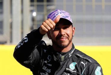 Hamilton 'não fez nada errado' contra Verstappen, afirma Mercedes | Adrian Dennis | AFP