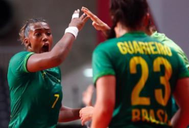 Handebol feminino: Brasil supera Hungria e consegue primeira vitória em Tóquio | Divulgação | IHF