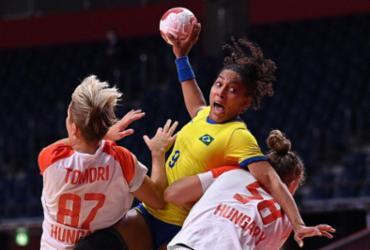 Handebol: Brasil perde para a Espanha no feminino |