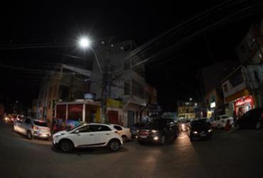 Engenho Velho da Federação recebe instalação de mais de 1.100 lâmpadas de LED | Betto Jr. | Secom