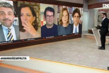 Jornalista do GloboNews é flagrada fumando ao vivo: ''O sinal tinha caído'' |