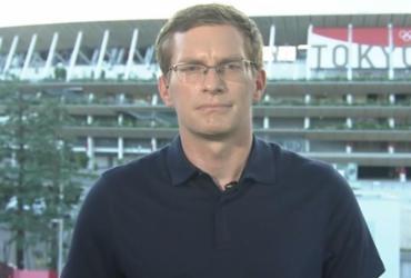 Jornalista viraliza ao compartilhar cobertura das Olimpíadas em seis idiomas | Reprodução