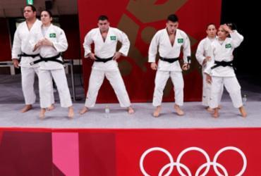 Judô: na competição por equipes, Brasil perde para Israel na repescagem | Jack Guez | AFP