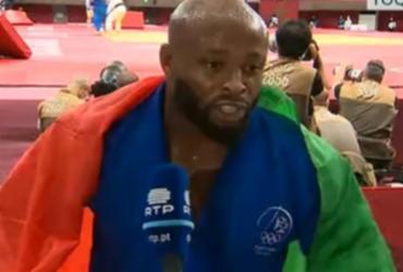 Judoca português dedica medalha a empresas que negaram patrocínio |