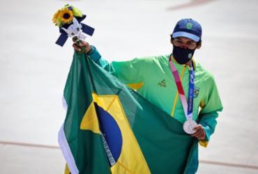 Skate: Kelvin Hoefler ganha primeira medalha do Brasil nos Jogos de Tóquio | Jonne Roriz/COB