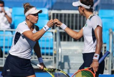 Tênis: dupla feminina do Brasil chega à semifinal e faz história nos Jogos Olímpicos |