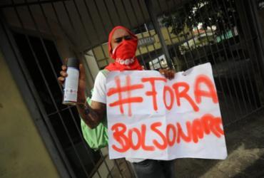 Nova manifestação contra Bolsonaro acontece neste sábado e segue em direção à Prefeitura | Divulgação